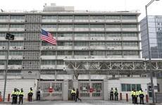 Đại sứ quán Mỹ 'xù' tiền thuê ở Hàn Quốc gần 40 năm?