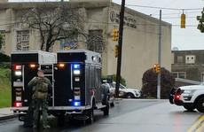 Mỹ: Xả súng tại giáo đường Do Thái, nhiều người thiệt mạng