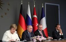 Họp thượng đỉnh 4 bên về Syria, Tổng thống Putin bị thúc 'cứng' với ông Assad