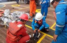 Rơi máy bay chở 189 người ở Indonesia