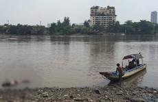 Phát hiện xác nam thanh niên trên sông Sài Gòn