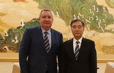 Nga - Trung muốn cùng xây căn cứ trên mặt trăng