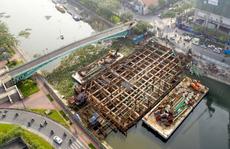 UBND TP HCM làm rõ 'uẩn khúc' ở dự án chống ngập 10.000 tỉ đồng