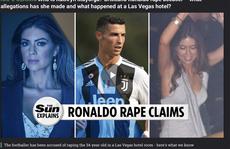 Trào lưu 'Metoo' khiến Ronaldo có nguy cơ xộ khám