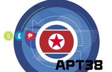 Tin tặc Triều Tiên tấn công nhằm 'cuỗm' gần 1,1 tỉ USD