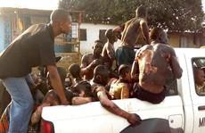 Xe bồn chở nhiên liệu va chạm, 50 người chết