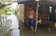 Người dân ở 'làng biệt thự' hoảng hốt khi nước tràn vào nhà lúc rạng sáng