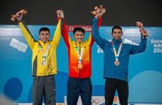 Cử tạ Việt tỏa sáng ở Olympic trẻ