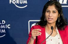 Chân dung nữ kinh tế trưởng xinh đẹp của IMF