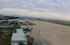 Sân bay Cam Ranh xuống cấp nặng