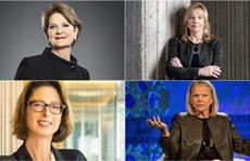 10 phụ nữ quyền lực nhất trong giới kinh doanh Mỹ năm 2018