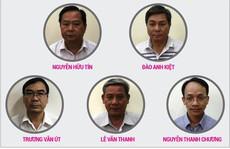 Nguyên phó chủ tịch UBND TP HCM Nguyễn Hữu Tín lại bị khởi tố