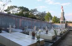 Những sinh linh bị chối bỏ (*): Nghĩa trang những ngôi mộ vô danh