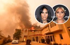Hàng loạt ngôi sao Hollywood sơ tán khẩn cấp vì cháy rừng