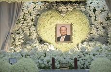 Tang lễ 'võ lâm minh chủ' Kim Dung