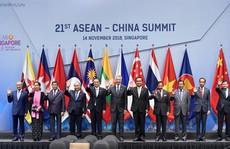 Xây dựng lòng tin ASEAN - Trung Quốc