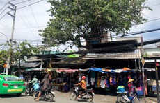 Vùng đất dữ thay da đổi thịt: Chợ Cây Da Sà vắng bóng ma túy