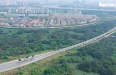 Cận cảnh 4 tuyến đường 'lùm xùm' ở Thủ Thiêm