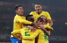 Tài năng trẻ là hi vọng giúp Brazil thành công