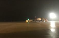 Bay quốc tế tới Nha Trang gặp áp thấp nhiệt đới phải hạ cánh xuống TP HCM