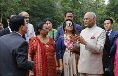Tổng thống Ấn Độ cùng phu nhân thăm di sản thế giới Mỹ Sơn