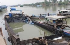Sự thật về chiếc thuyền chở hóa chất chìm trên sông Đồng Nai
