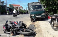 'Xe điên' gây tai nạn liên hoàn, 3 người thương vong