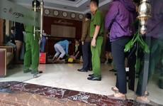 Cháy tại khách sạn phố cổ, 1 du khách nước ngoài nguy kịch