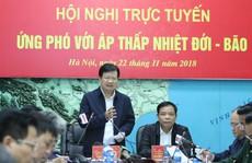 Bão số 9 sắp đổ bộ, từ Đà Nẵng đến Bình Thuận mưa rất lớn