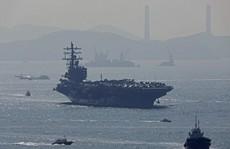 Mỹ 'không ngại' Trung Quốc tăng cường sức mạnh hải quân