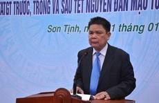 Chủ tịch huyện tự ý làm đường cho doanh nghiệp 'rớt' chức Chủ tịch HĐND huyện