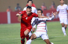 Ý đồ của HLV Park khi tung đội hình 'quật ngã' Campuchia 3-0