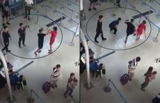 Phải nghiêm trị côn đồ sân bay