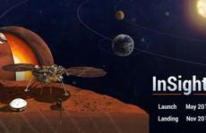 """""""7 phút tử thần"""" của tàu NASA sắp đổ bộ sao Hỏa"""