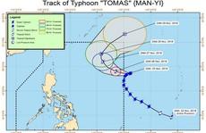 Cơn bão có đường đi lạ gần biển Đông