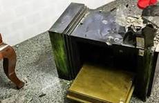 Đột nhập trụ sở công ty, khiêng két sắt 140 kg trong đêm