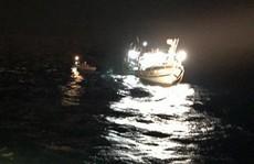 Vợ chết mắc trong lưới đánh cá, chồng mất tích khi mưu sinh trên biển