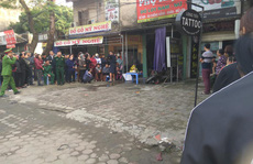 Nữ chủ nhà tử vong trong vụ cháy cửa hàng bán quần áo khóa trái