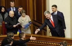 Ukraine cảnh báo mối đe dọa 'chiến tranh toàn diện' với Nga