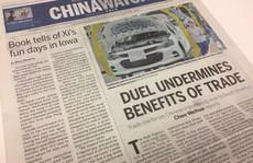 Nhóm học giả thúc giục Mỹ 'cảnh giác' với Trung Quốc