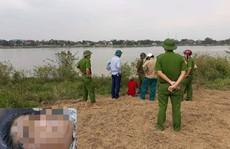 Phát hiện thi thể phụ nữ trôi dạt vào bờ