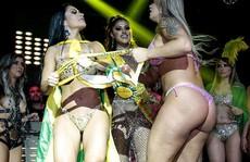 Giành ruy-băng vinh danh, hỗn loạn chung kết 'Hoa hậu vòng ba'