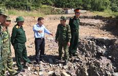 Dự án sạt lở gây chết 4 người ở Nha Trang: Thiếu hàng loạt thủ tục vẫn thi công