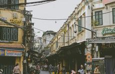 Ngắm Hà Nội xưa cũ qua những con phố nghìn năm tuổi