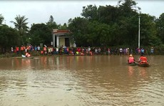 Bình Định: 3 người chết thảm vì mưa lũ