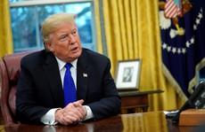 """Ông Trump tuyên bố """"không sợ luận tội"""""""