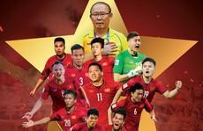 Báo Người Lao Động tặng bạn đọc poster cổ vũ tuyển Việt Nam chinh phục AFF Cup