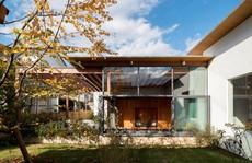Ngôi nhà Nhật được trao giải thiết kế đẹp nhất 2018