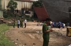 TP HCM: Nổ ở xưởng đóng tàu, 2 người thiệt mạng