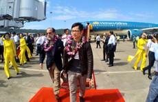 Đảo ngọc Phú Quốc đón hành khách thứ 100 triệu